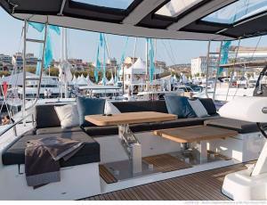 Lagoon 52 Catamaran Charter Greece