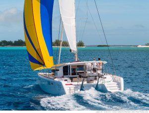Lagoon 39 Catamaran Charter Greece