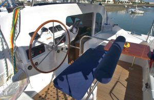 Lagoon 410 Catamaran Charter Greece