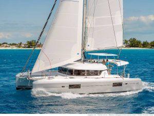 Lagoon 42 Catamaran Charter Greece
