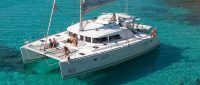 Lagoon 440 Catamaran Charter Greece