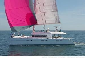 Lagoon 620 Catamaran Charter Greece