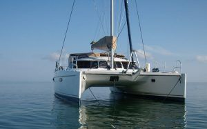 Lavezzi 40 Catamaran Charter Greece