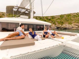 Why rent catamaran in Greece