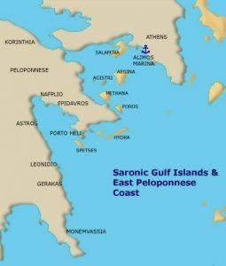 Catamaran Charter Greece Saronic Gulf