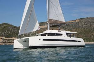 Bali 5.4 Catamaran Charter Greece