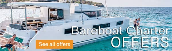 Bareboat Catamaran Charter Greece
