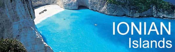 Ionian Islands Catamarans