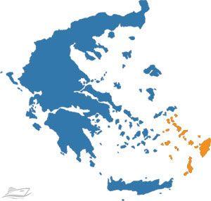 Dodecanese Islands Catamaran Charter Greece
