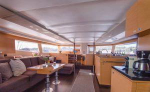 Sanya 57 Catamaran Charter Greece 10