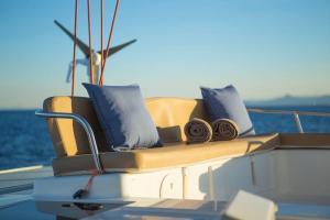 Sanya 57 Catamaran Charter Greece 11