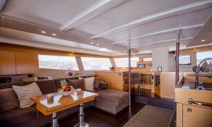 Sanya 57 Catamaran Charter Greece 7