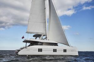Sunreef 60 Catamaran Charter Greece 1