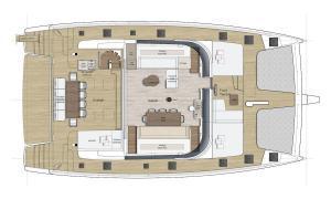 Sunreef 60 Catamaran Charter Greece 24
