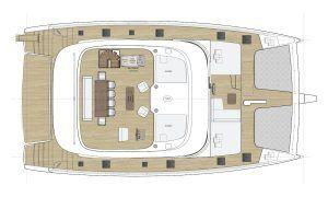 Sunreef 60 Catamaran Charter Greece 25