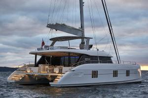 Sunreef 60 Catamaran Charter Greece 5