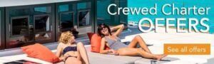 Crewed Catamaran Charter Greece New