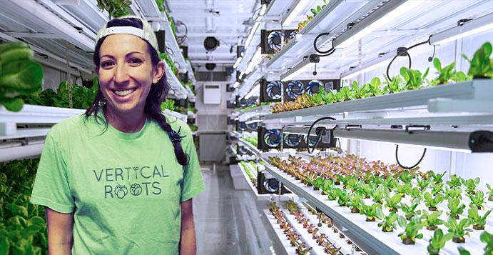 Meet Your Farmer: Makenna
