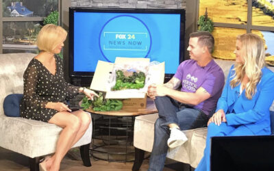Hamby Catering and Vertical Roots Join Together to Bring Leafy Greens Locally – FOX 24 Charleston
