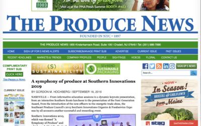 A symphony of produce at Southern Innovations 2019 – The Produce News