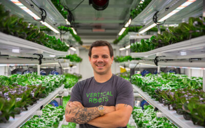 """Vertical Roots General Manager Andrew Hare Named Southeast Produce Council's """"Next Generation Award"""" 2019 Recipient"""