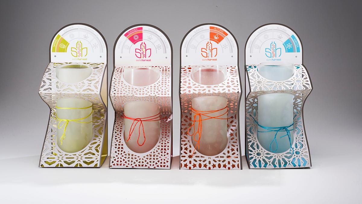 Bottle Planter Packaging Series