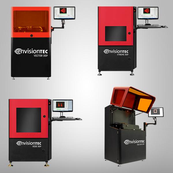 EnvisionTEC - 3SP 3D Printer - Family