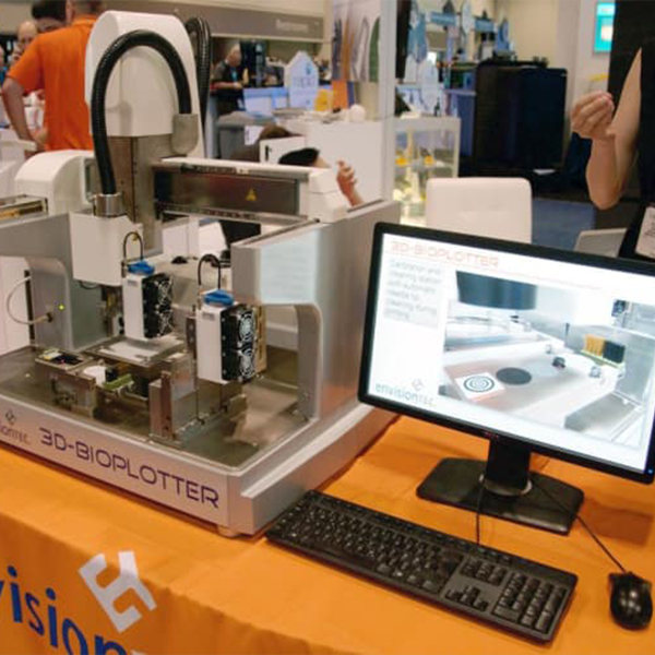 EnvisionTEC - Software - Bioplotter