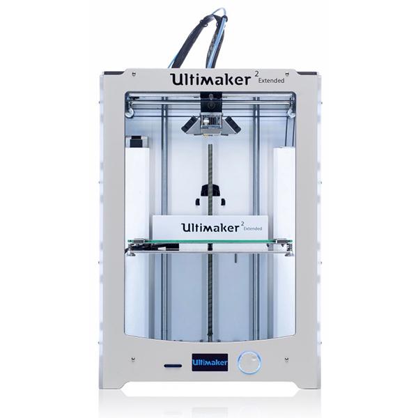 Ultimaker Desktop 3D Printer - Ultimaker 2+ Extended