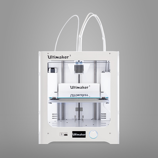 Ultimaker Desktop & Professional 3D Printer - Ultimaker 3
