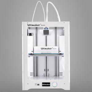Ultimaker Desktop & Professional 3D Printer - Ultimaker 3 Extended