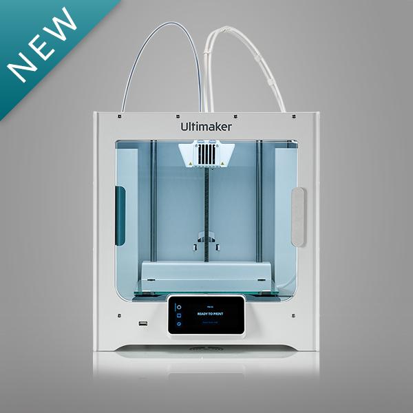 Ultimaker S3 - Desktop and Professional 3D Printer