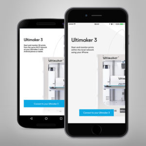 Ultimaker - Software - Ultimaker 3 App