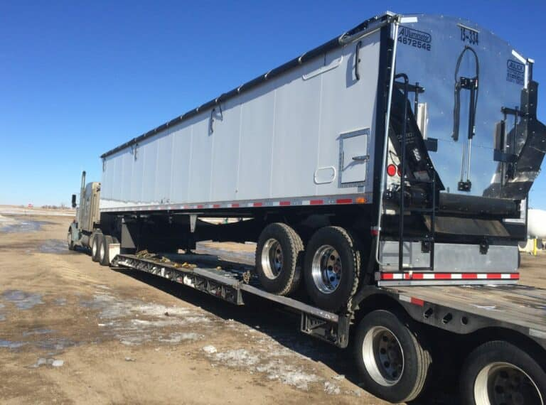 Aulick Industries Freight Haulers