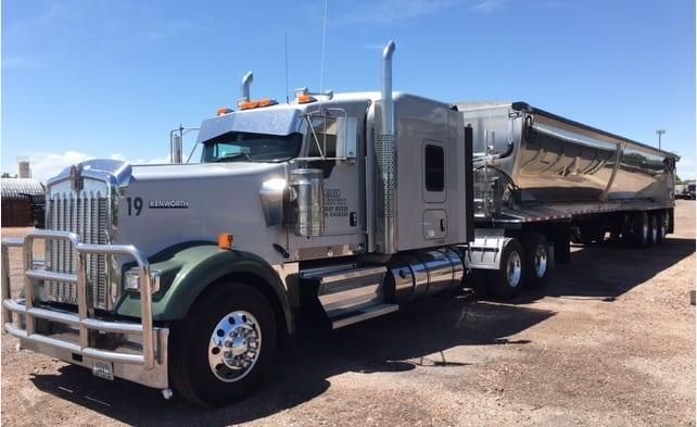 Truck 18 Adam