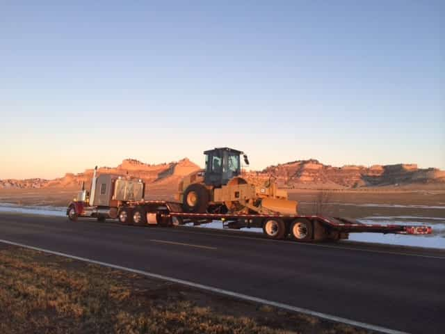 Aulick Industries Equipment Freight Hauling