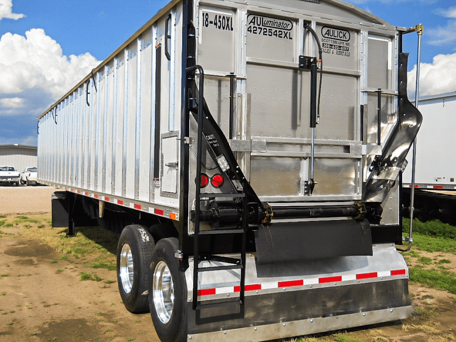 2018 Aulick Auluminator XL Belt Trailer