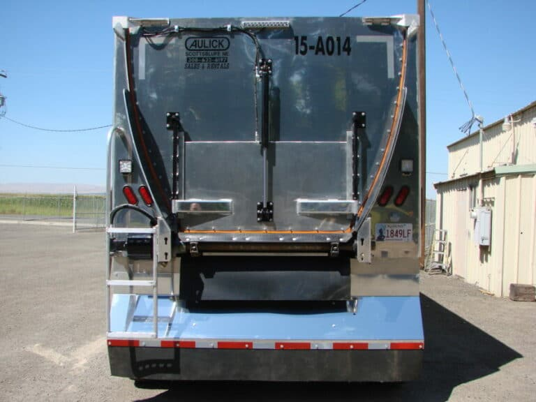 2015 Aulick Aultralite Belt Trailers for Rent