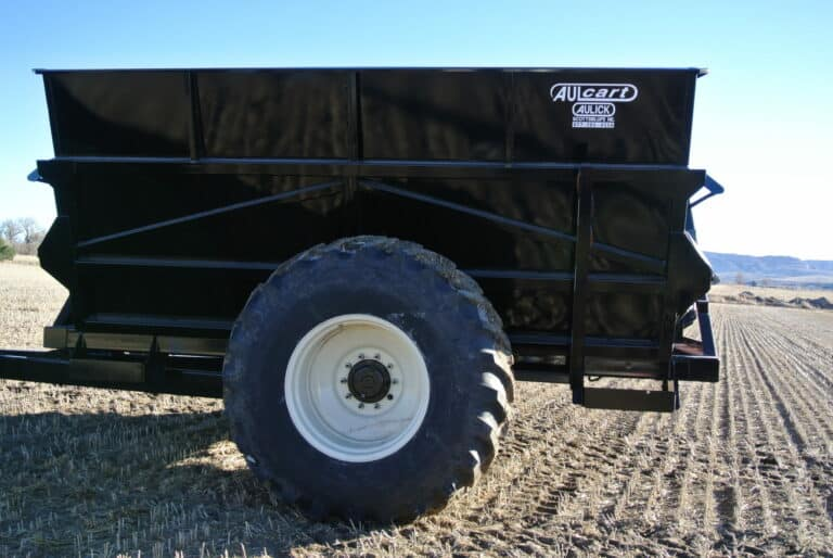 Aulick Silage Dump Cart