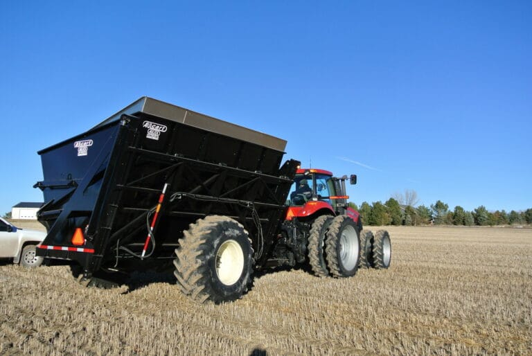Aulick Industries Beet Dump Cart