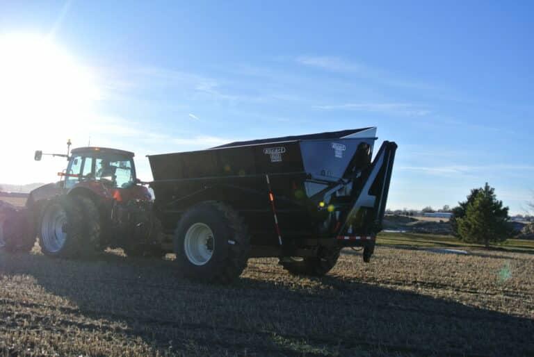 Aulick Industries Corn Dump Cart