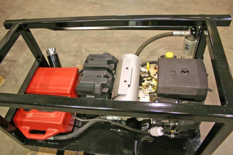 Aulick Portable Hydraulic Wet Kits Scottsbluff Nebraska