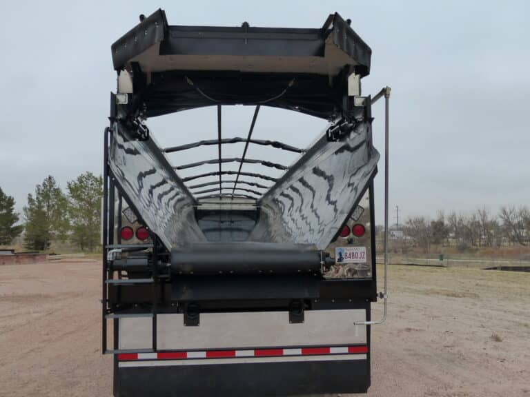 Aulick Industries High Lift Gate Belt Trailers