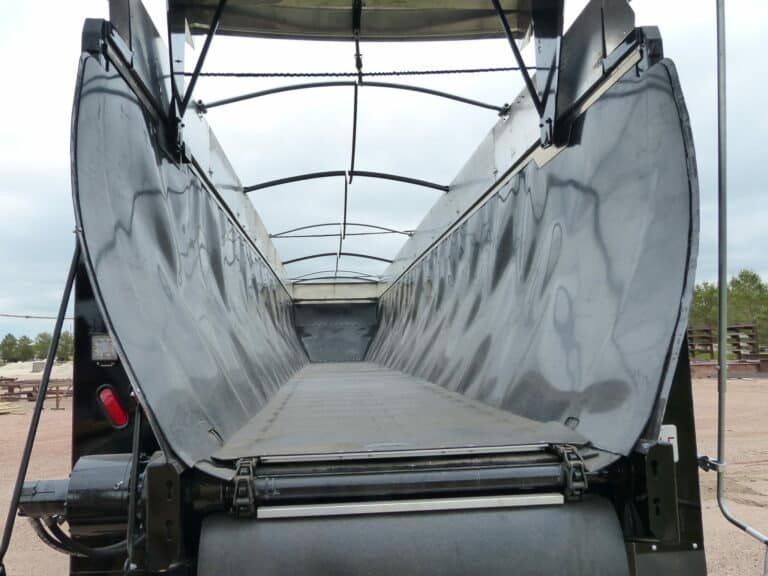 Aulick Industries Fully Lined Belt Trailers