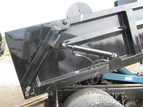 Aulick Industries Landscape Dump Body with high lift gate