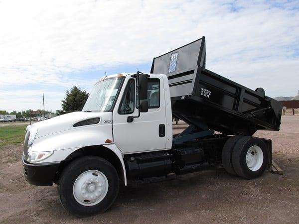 Aulick Industries Landscape Truck Body