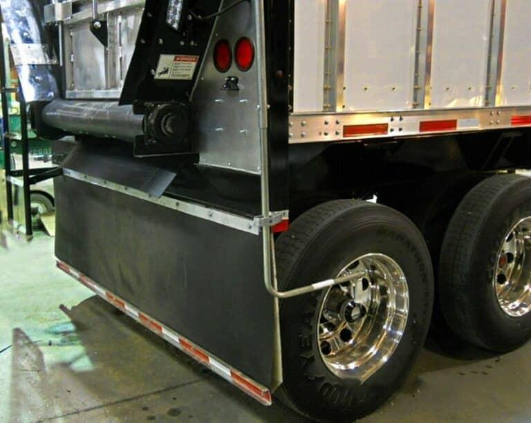 Aulick Industries Belt Trailer Mud Flaps