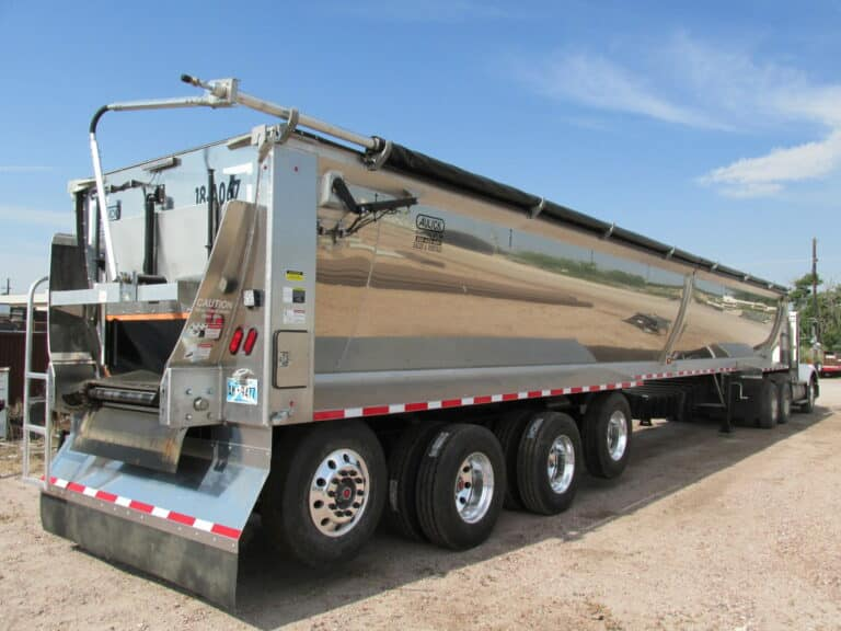 Aultralite Belt Trailer with Tarp