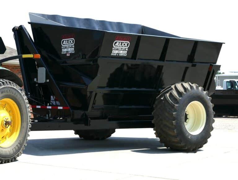 Aulick Tractor Dump Cart