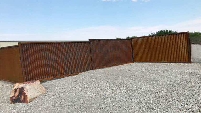 Aulick Steel Fences